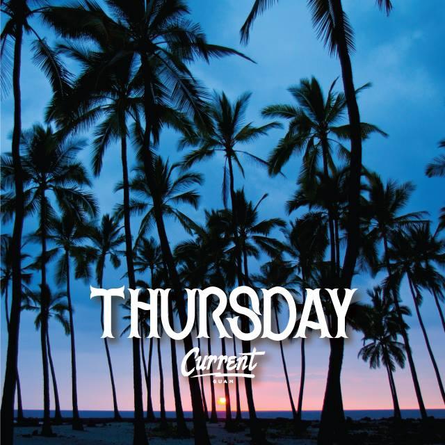 Thursday Places To Go