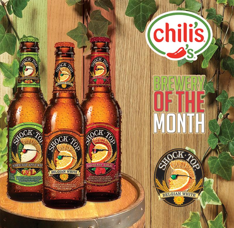 Chili's Craft Beer Sampling