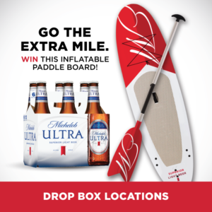 MICH ULTRA PADDLE BOARD GIVEAWAY DB LOCATION POST