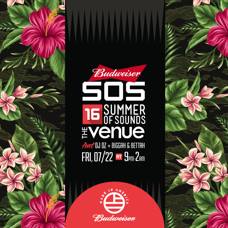 SOS @ Venue