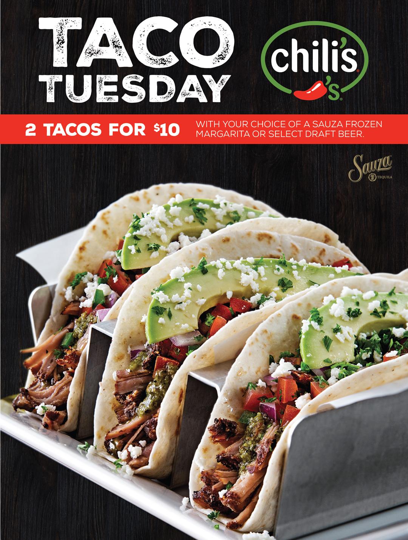 Taco Tuesday @ Chili's
