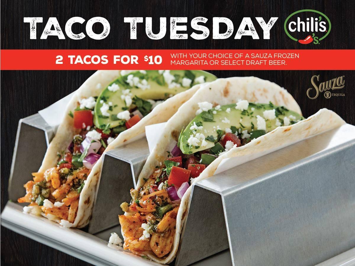 Chili's Taco Tuesday