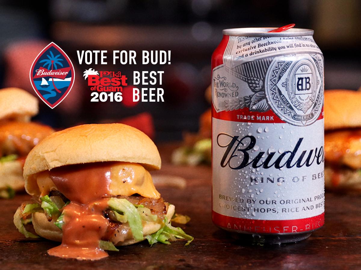Budweiser Pika's Best 2016