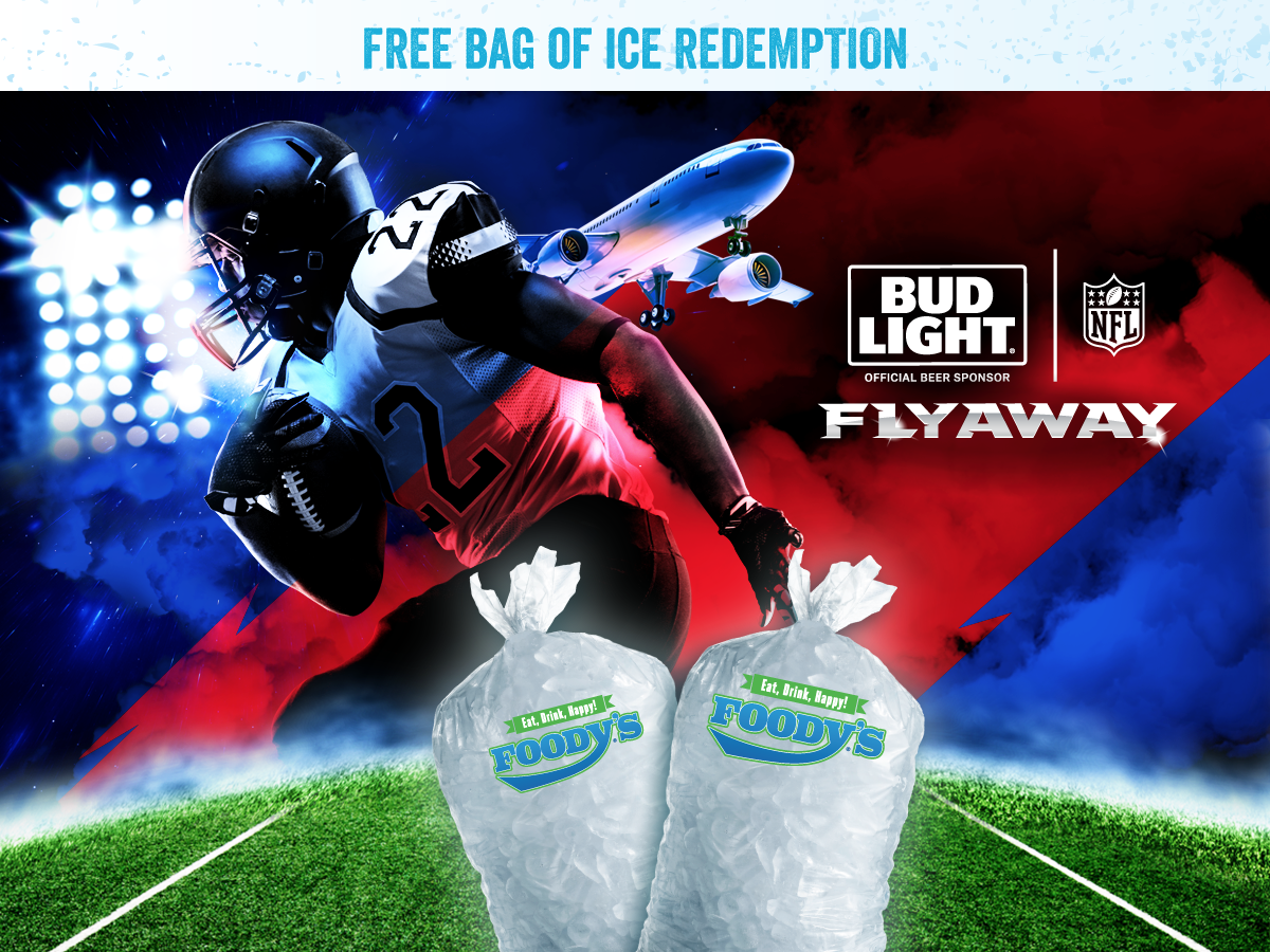 Free Bag of Ice Redemption