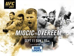UFC 203 POST