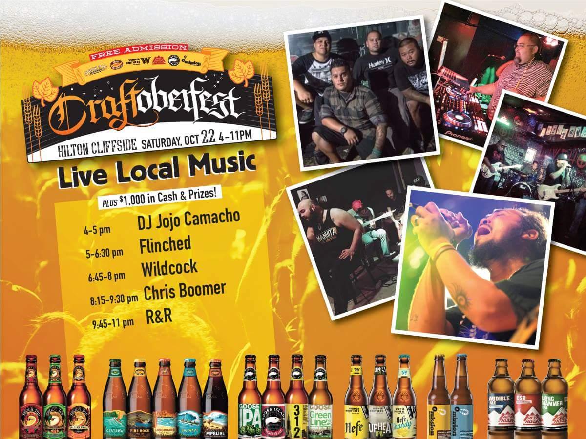 Craftoberfest Bands