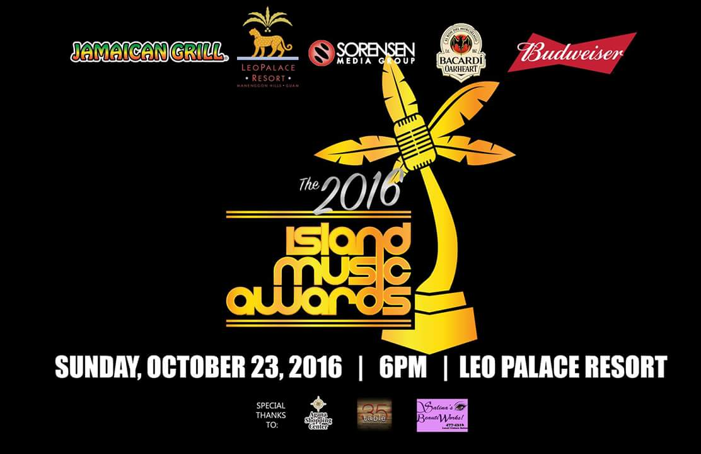 2016 Island Music Awards