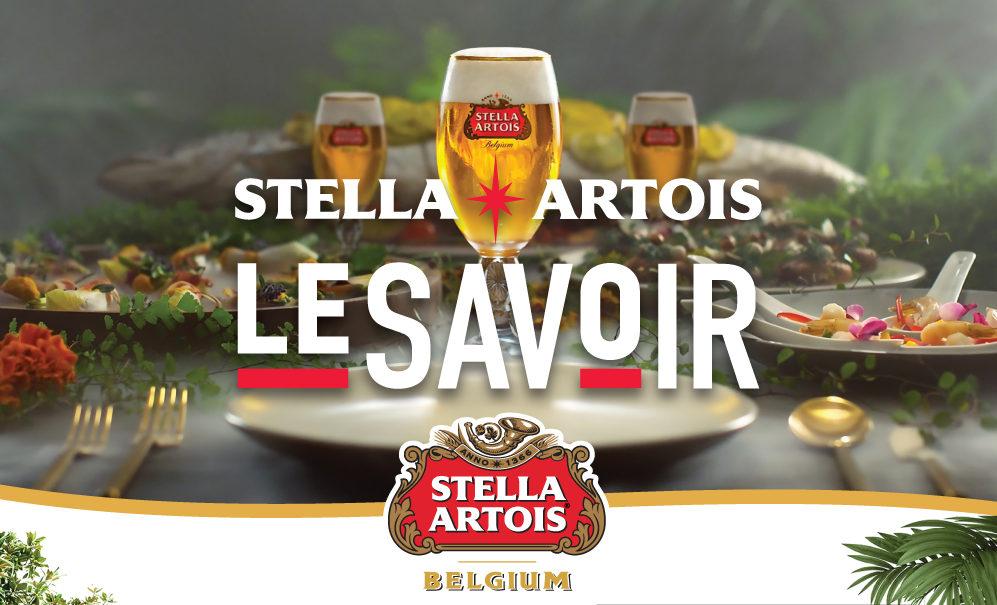 Stella Artois Le Savoir Dinner