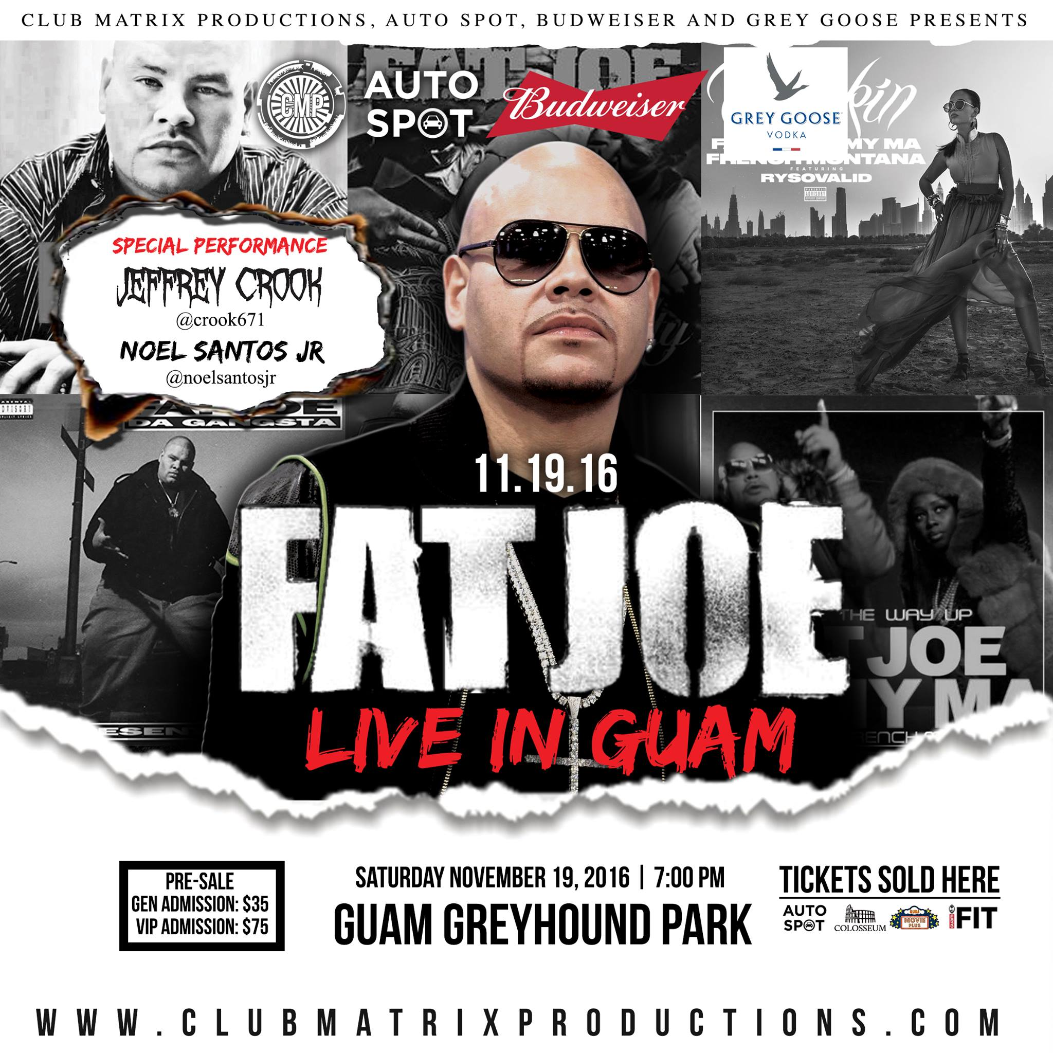 Fat Joe On Guam