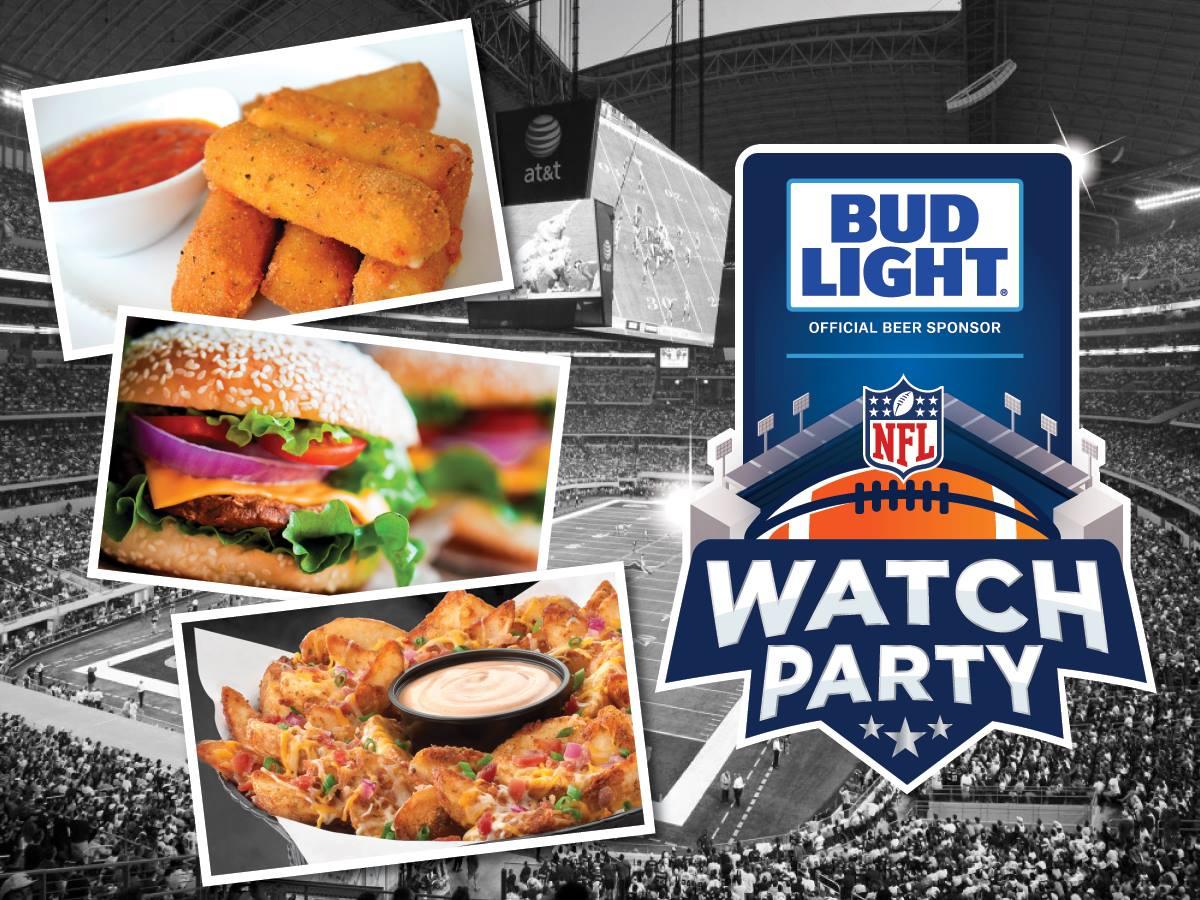 NFL Watch Parties Week 10