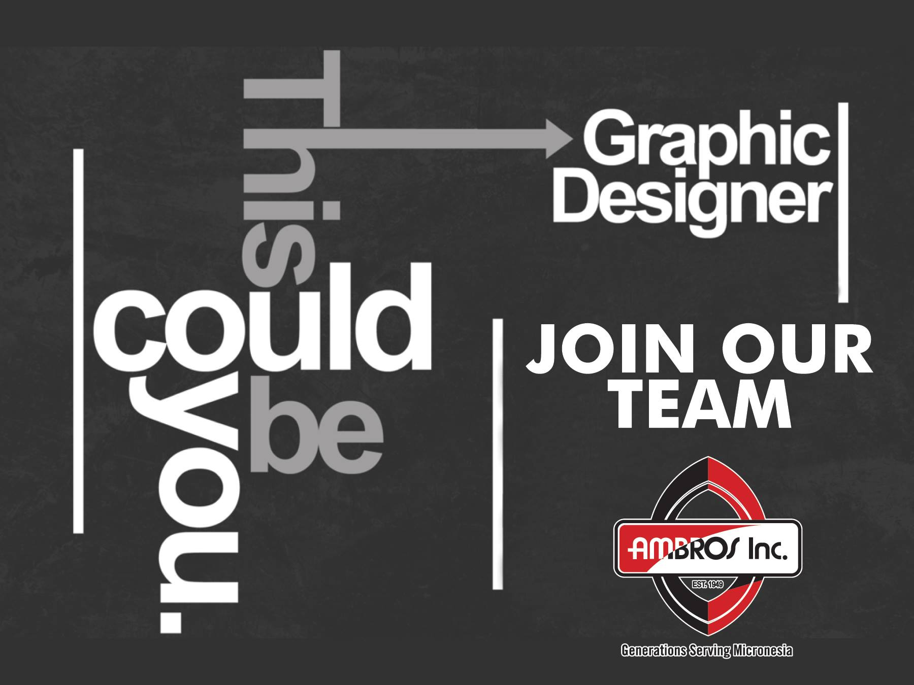 Graphic Artist Wanted