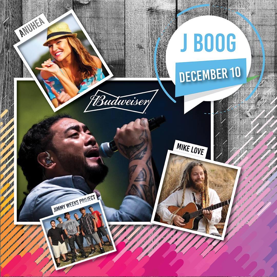 J Boog Live On Guam