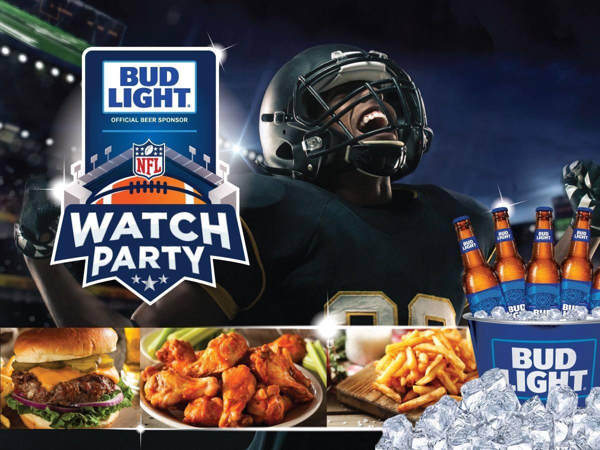 NFL Watch Parties 12/9-12/13
