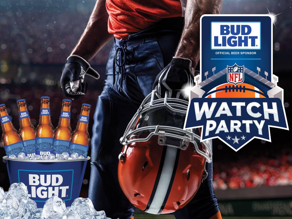 NFL Watch Parties 12/16-12/20