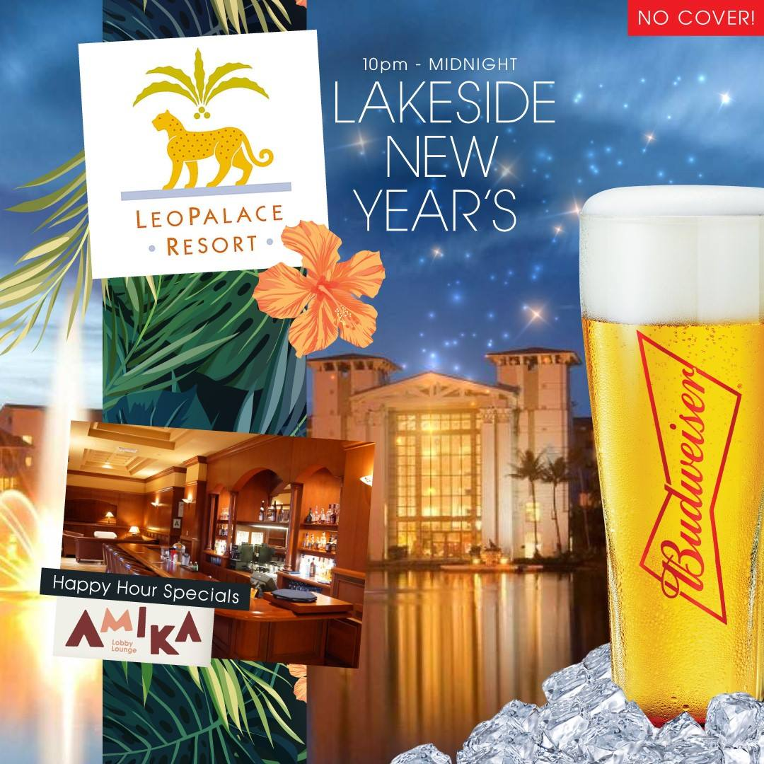 LeoPalace New Year's Eve