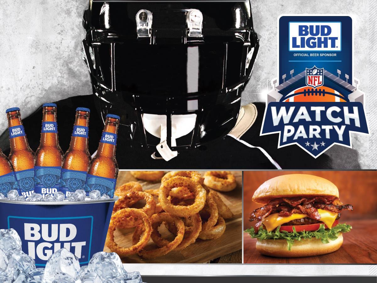 NFL Watch Parties 1/2