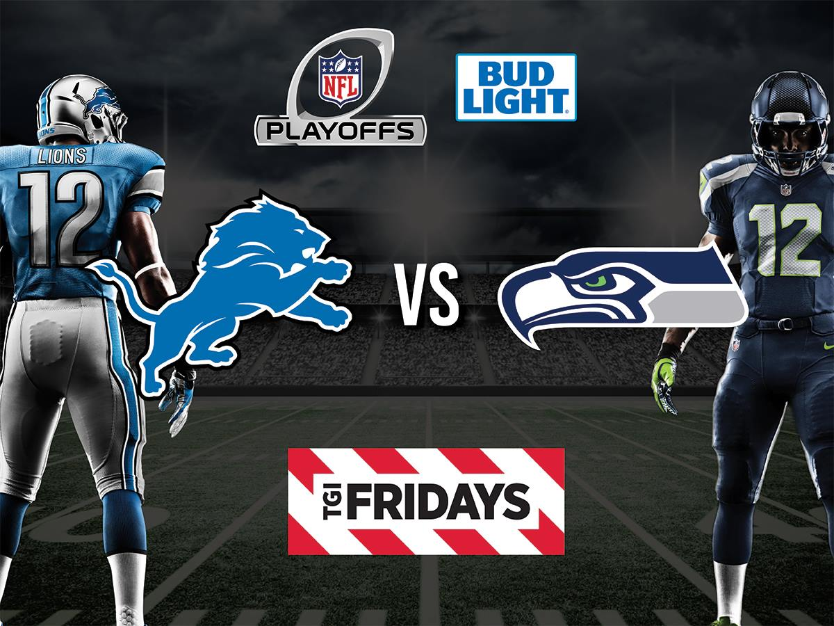 NFL Watch Party 1/8