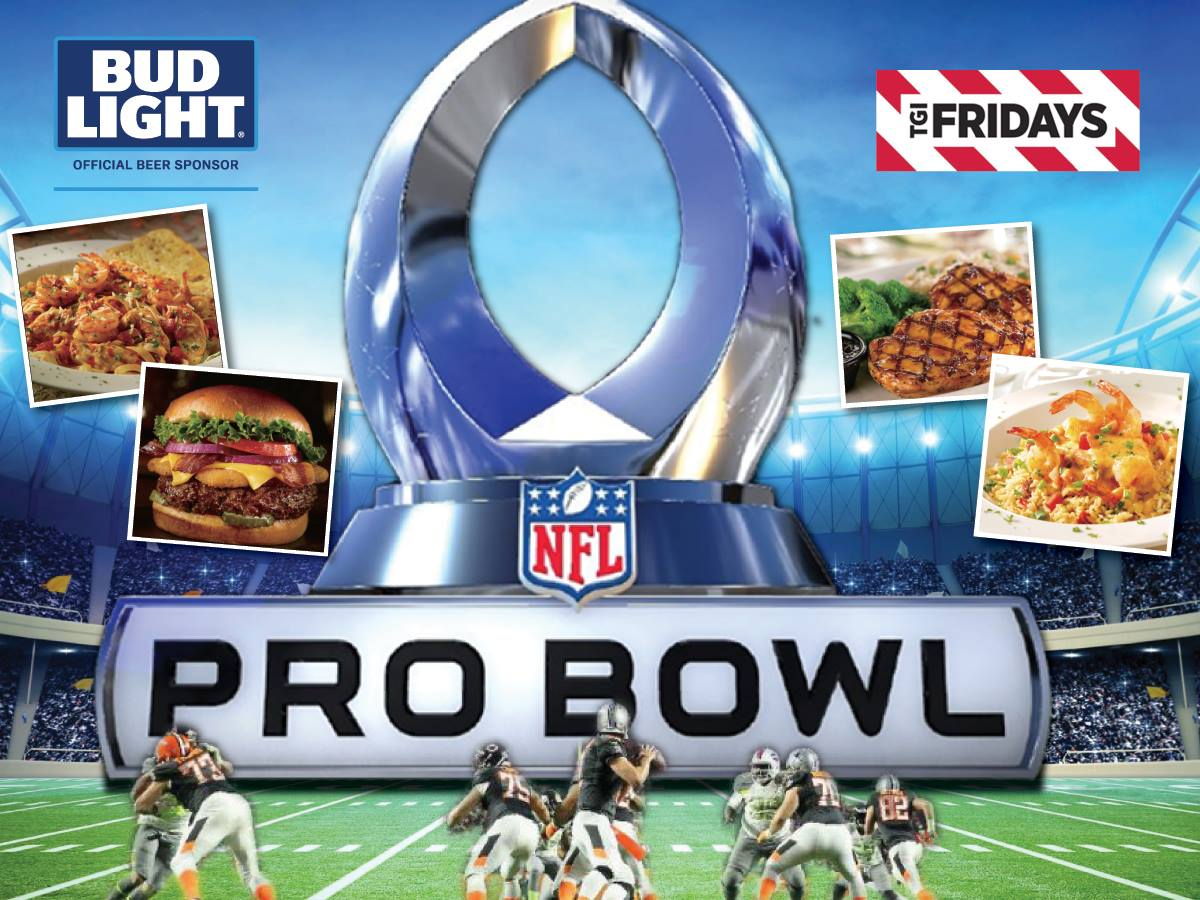 Pro Bowl Watch Party