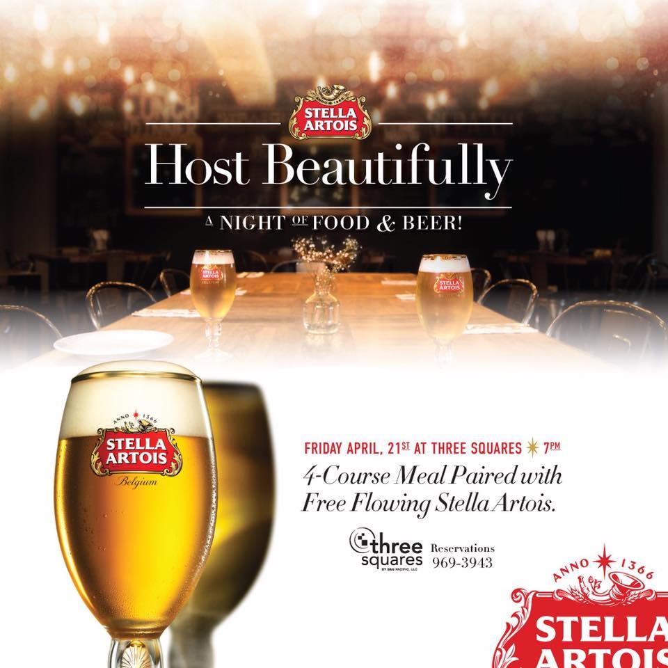 Stella Host Beautifully