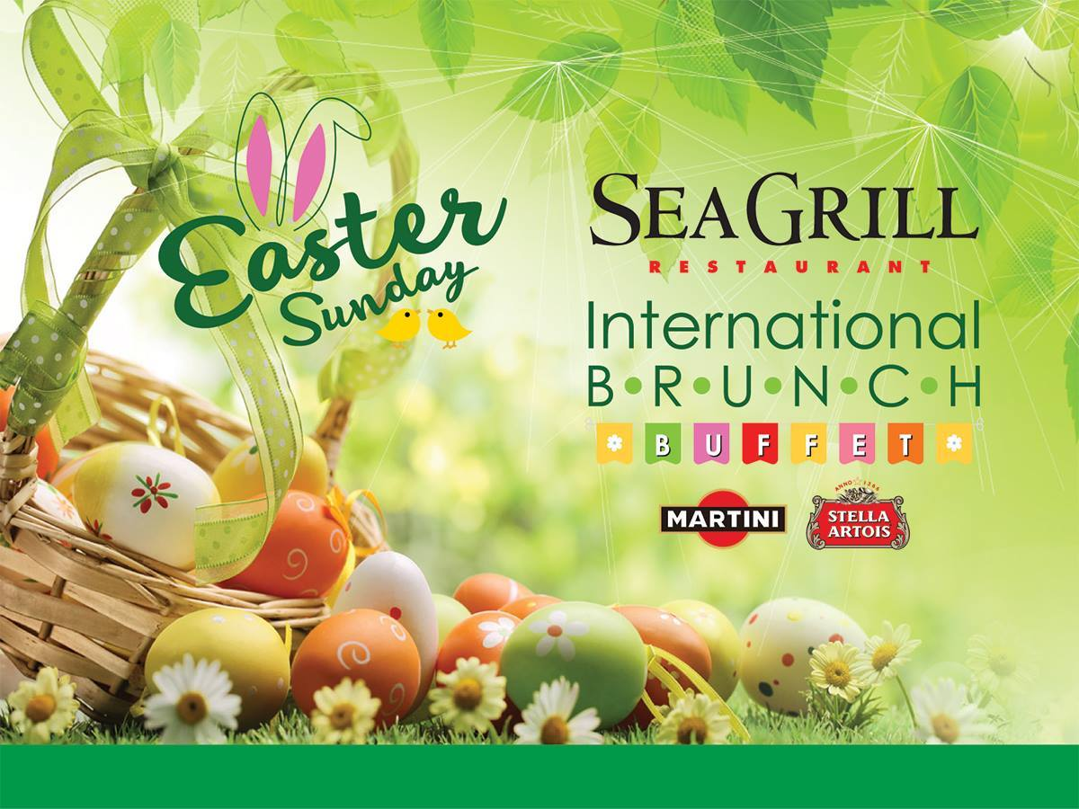Sea Grill Easter Brunch