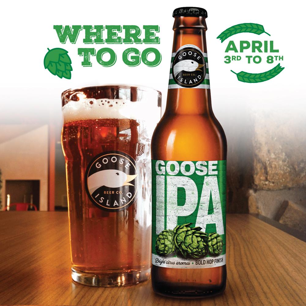 Where to Go 4/3/17-4/8/17