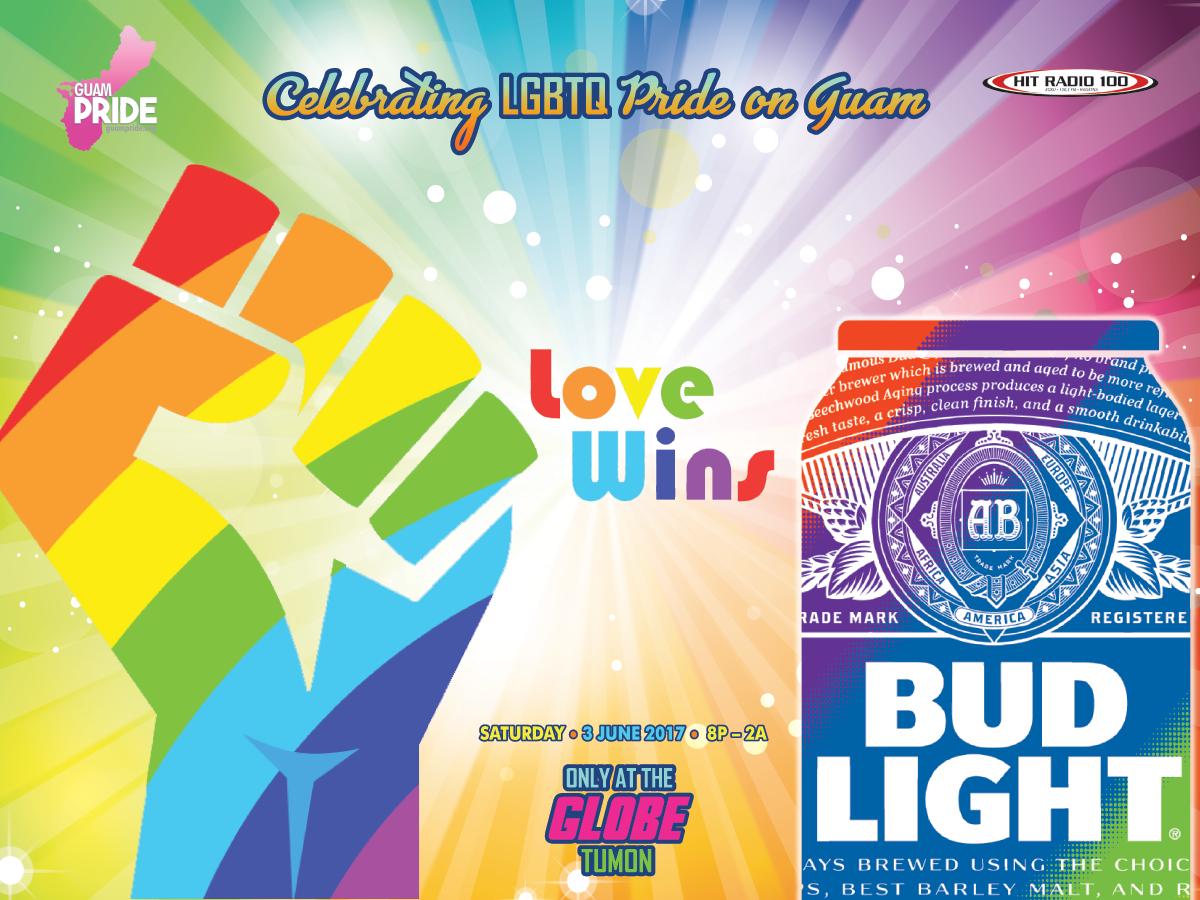 Guam Pride Presents Love Wins!