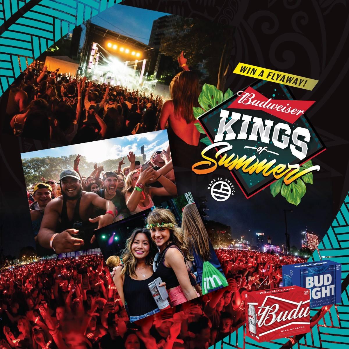Budweiser Kings of Summer