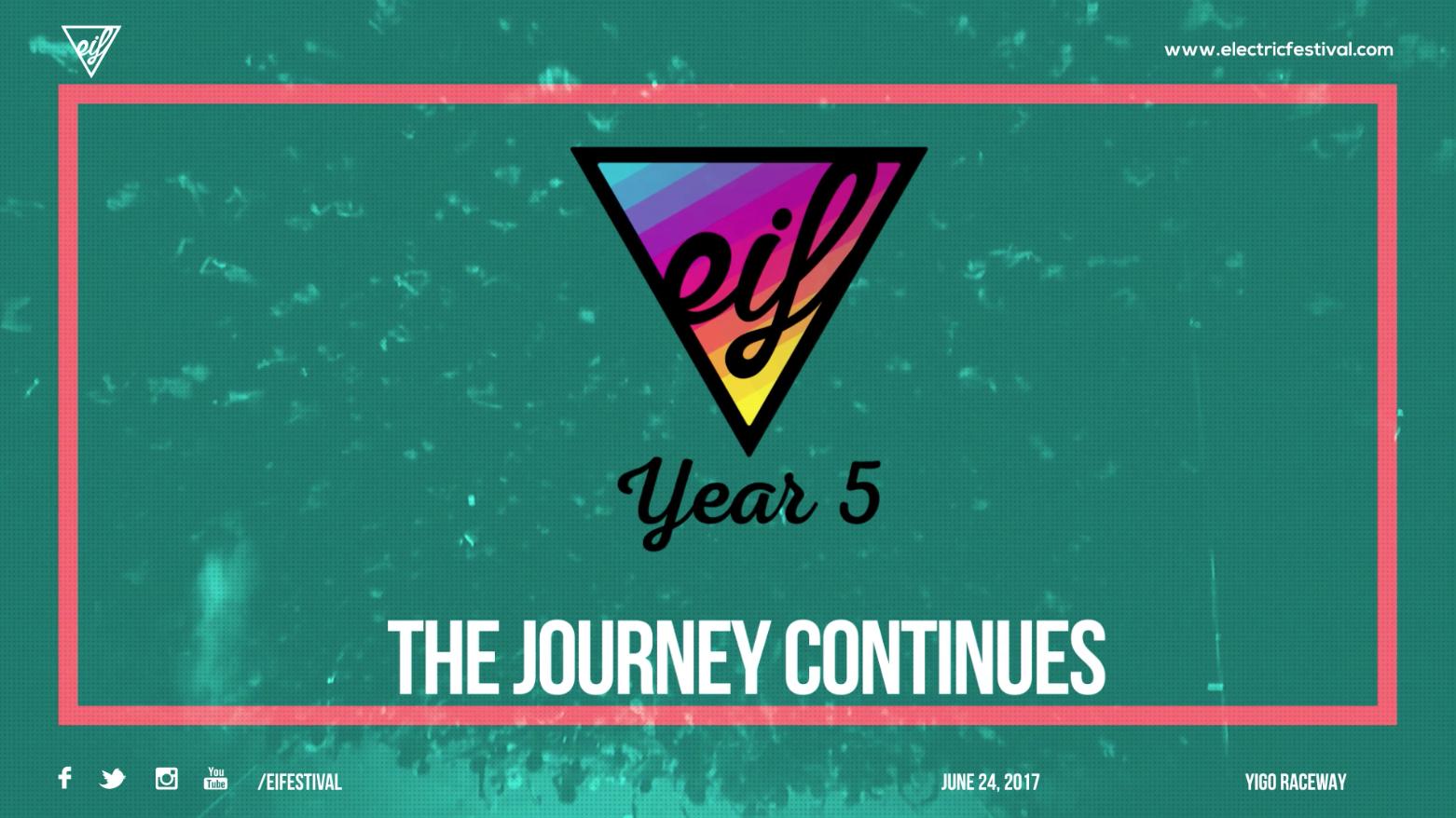 EIF Year 5 Trailer