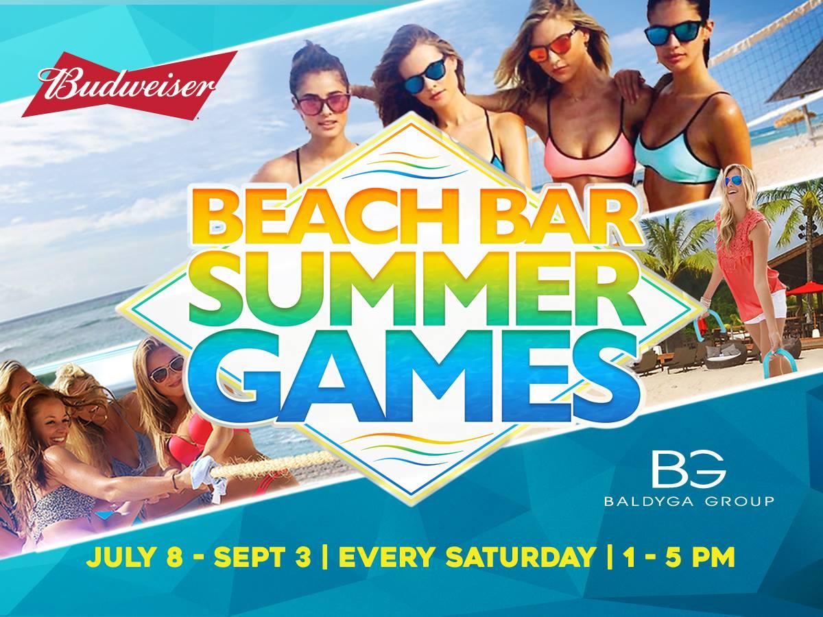 Beach Bar Summer Games
