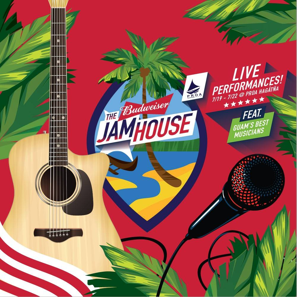 Bud Liberation Jam House Line-Up 7/20