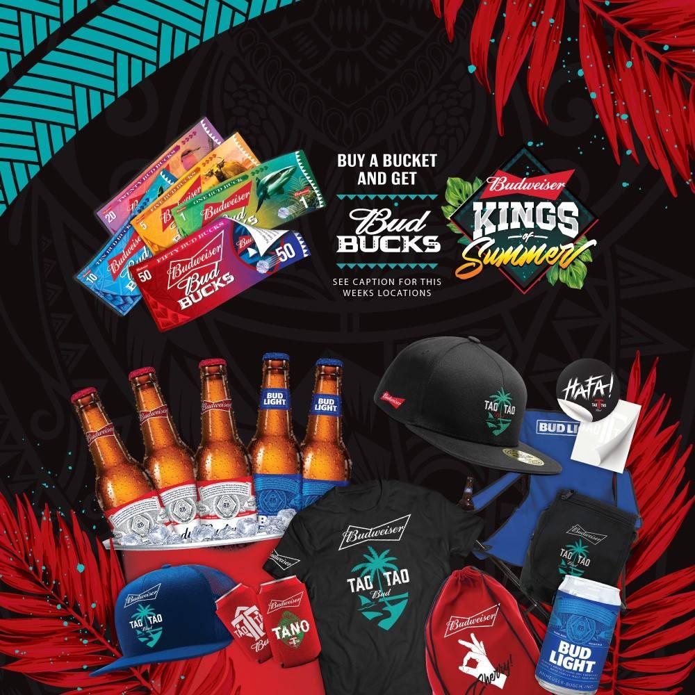 Kings of Summer Bar Tour 7/19-7/22