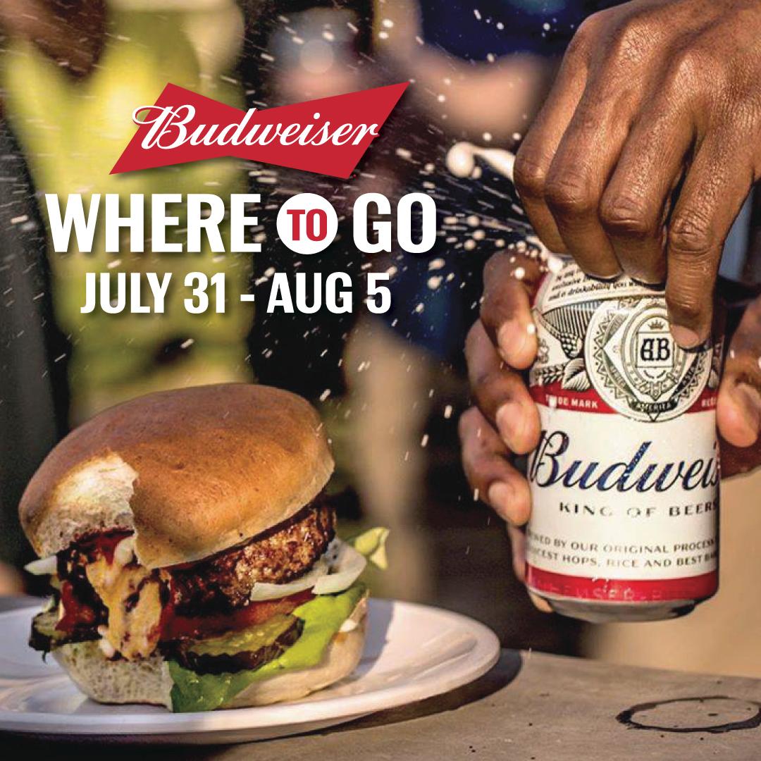 Where to Go 7/31-8/5